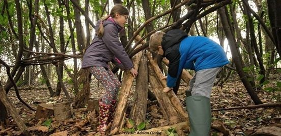 30 Days Wild After School Club at The Wolseley Centre