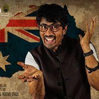 Karthik Kumars Second Decoction- Brisbane