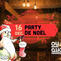 Party de Nol avant ltemps au OU QUOI