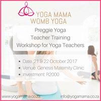 Pregnancy Yoga Teacher Training Workshop