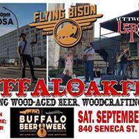 BUFFALOakfest at Flying Bison