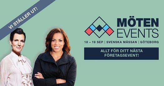 Mten & Eventmssan i Gteborg