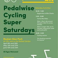 Pedalwise Cycling Super Saturday at Rouken Glen
