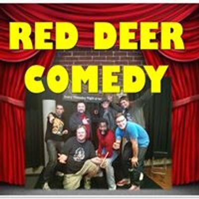Red Deer Comedy