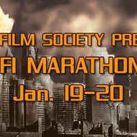 The CWRU Film Societys 43rd Annual Sci-fi Marathon