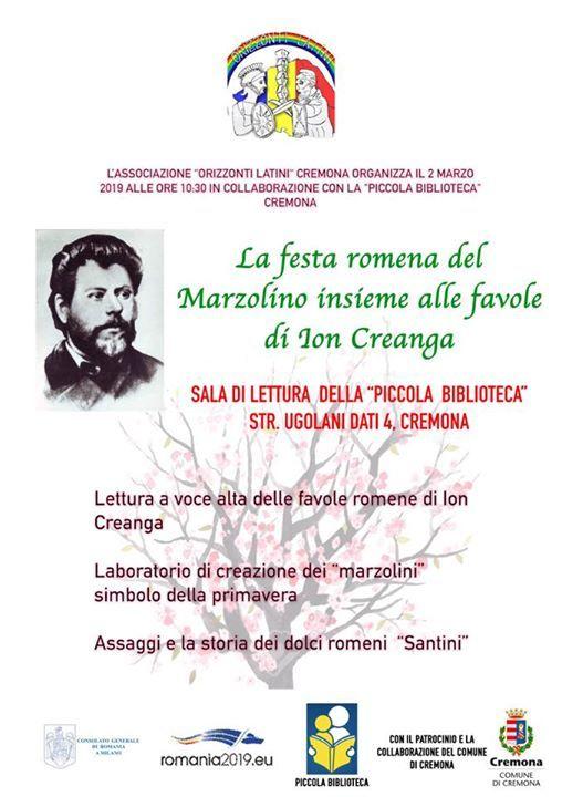 Festa romena del Marzolino
