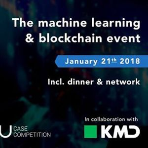 Machine Learning And Blockchain with KMD