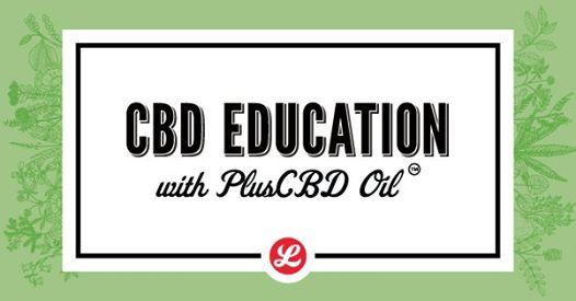 CBD Education with PlusCBD Oil at Lucky's Market Longmont, Longmont