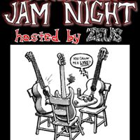 Jam Night at The Bower Inn Maidstone (hosted by Zeus)