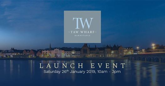 Taw Wharf Launch Event