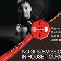 No-gi Submission Only In-House Tournament and Judo
