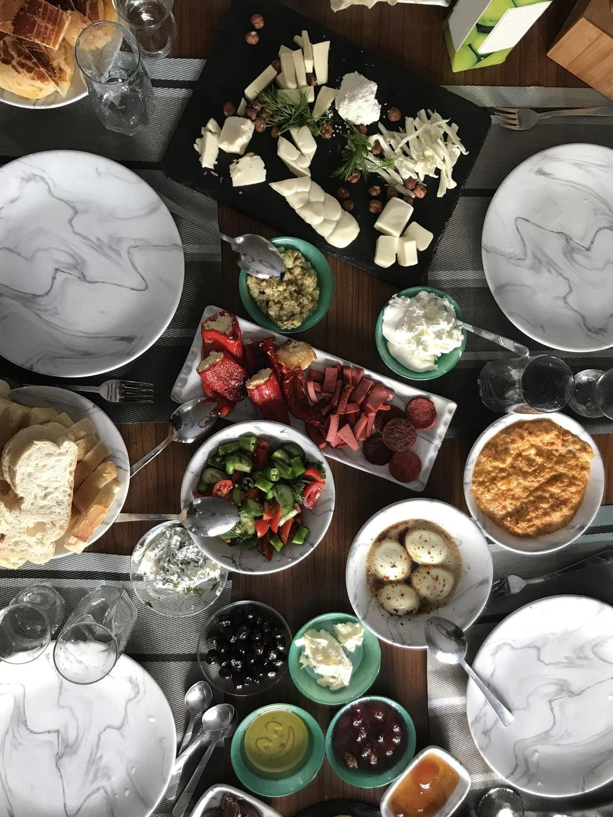 Special Event Assyrian Kitchen Sunday Brunch - 10 a.m.