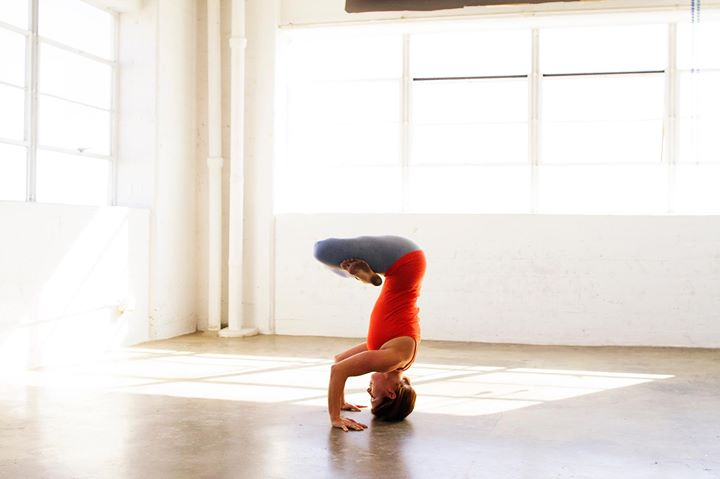 Yoga Physics w Alexandria Crow