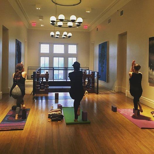Yoga & Relaxation with Mari