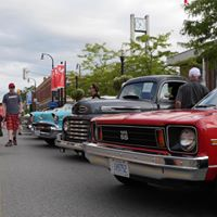 Third Annual FIFTIES 1st FRIDAY &amp Classic Car Show