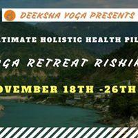 Yoga Retreat Rishikesh (India)