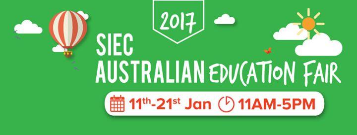 Australian Education Fair Hyderabad