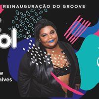 MC Carol  Reinaugurao Groove
