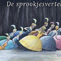 ZomerTHEATERworkshop Spannende Sprookjes 5-7jr