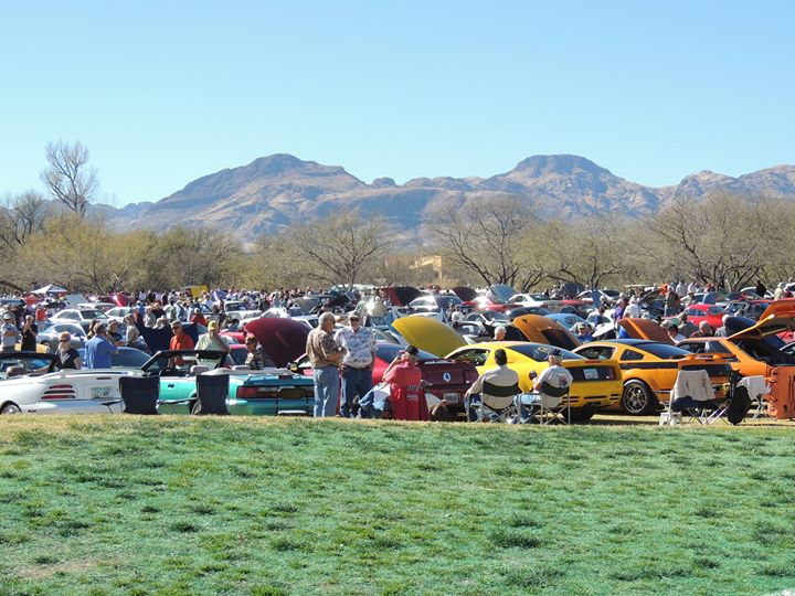 Th Annual Tubac Car Show At Tubac Golf Resort Spa Tubac - Tubac az car show 2018
