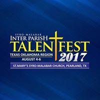 Inter Parish Talent Festival 2017