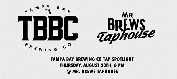 Tampa Bay Brewing Co Tap Spotlight At Mr Brews Taphouse Cape