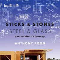 Anthony Poon discusses &quotSticks &amp Stones  Steel &amp Glass&quot