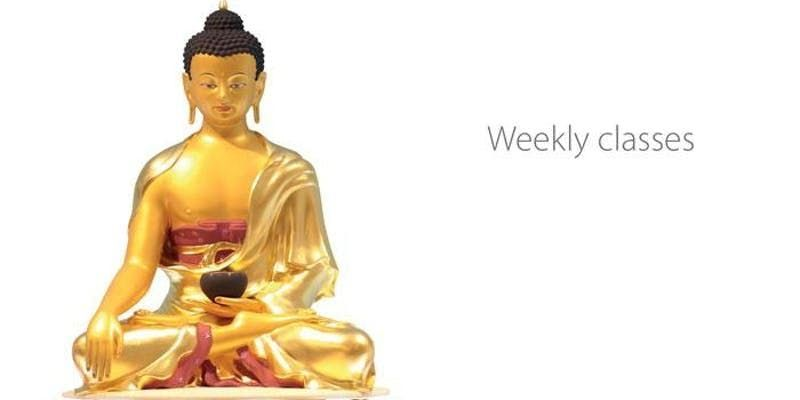 The Buddhist Way of Loving Kindness 4-week Series (TempleMorden)