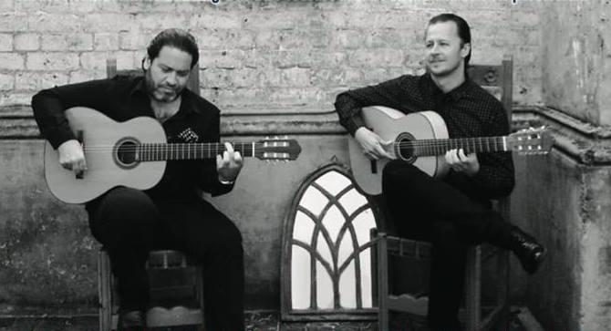 Guitarra Flamenca feat. Paco Lara (Spain) & Damian Wright
