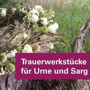"""Kompaktkurs """"Trauerwerkstcke fr Urne und Sarg"""""""