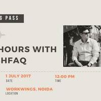 Mentor Hours with Ashfaq