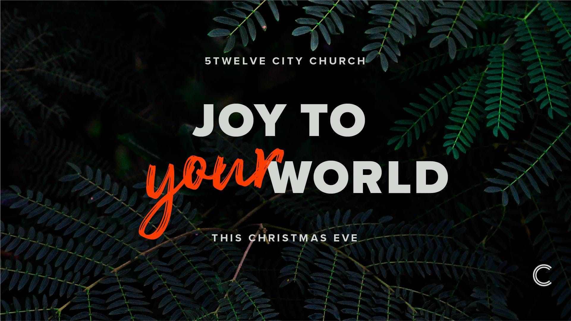5twelve Christmas Joy to Your World