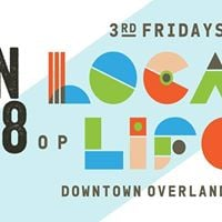 January Local Life 3rd Friday  Downtown OP