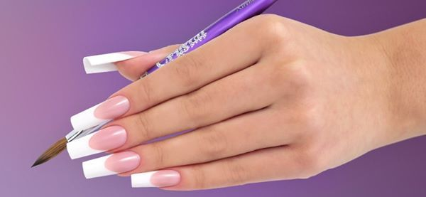 Crystal Nails Acrylic Nail Course August 2019