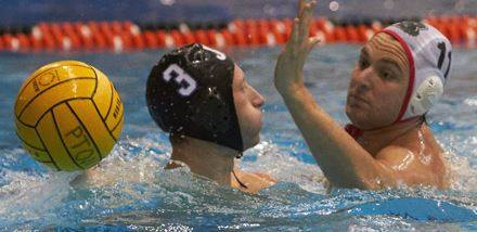 Brown University - Elite Water Polo Camp 1