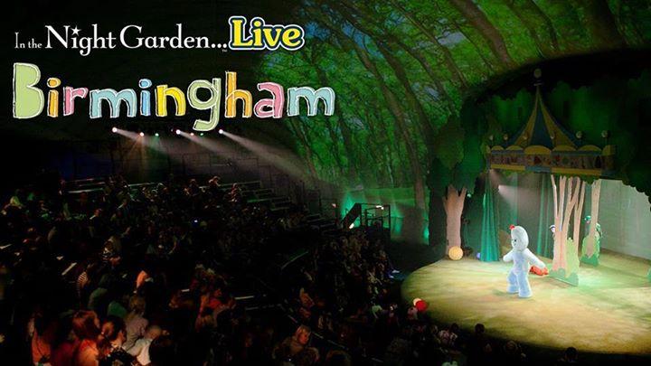 In the Night Garden Live - Birmingham