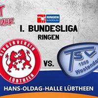Ringen 1. Bundesliga - RV Lbtheen vs. TSV Westendorf