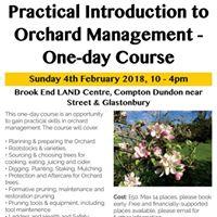 Orchard Management Course