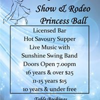 Kenilworth Show &amp Rodeo Princess Ball