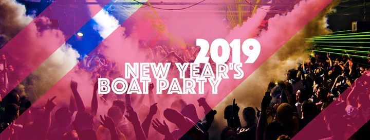 New Years Boat Party