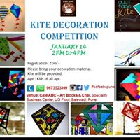 Kite Decoration Competition
