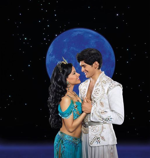 Musical Disneys Aladdin und Anastasia BroadwayMusical Stuttgart