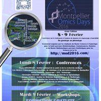 Montpellier OMICS Days 2016