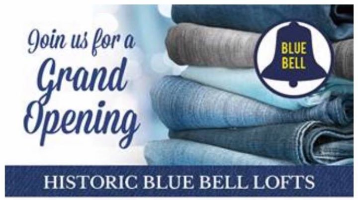 Historic Blue Bell Lofts Grand Opening