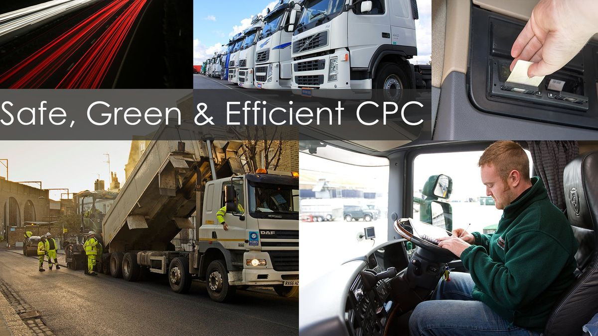 7671 CPC Vehicle Roadworthiness & Load Safety (HGV) & Reducing Penalties and Infringements - Stone