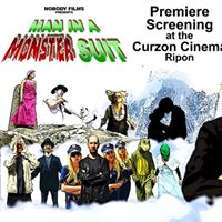 Man In A Monster Suit - Premiere Screening