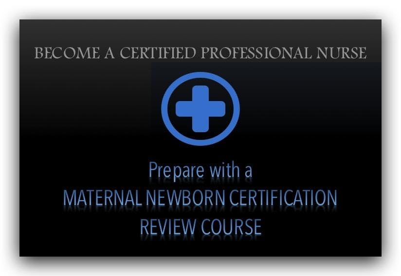Maternal Newborn Rn Certification Review Course At Northeast Georgia