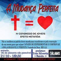 Iv Congresso De Jovens &quotA Mudana Perfeita&quot
