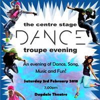 The Dance Troupe Cabaret Evening
