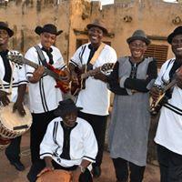 Terakaft Ali Farka Tour Tributeband in Paradiso